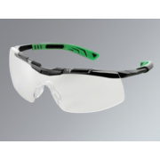 Univet 5X6 Clear Lens Wraparound Safety Specs
