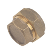 Stop End 22mm Pack of 10