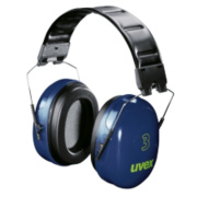 Uvex 3 Ear Defenders 31dB SNR