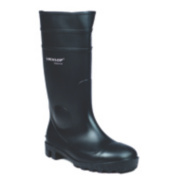 Dunlop. Protomastor 142PP Wellington Boots Black Size 5