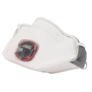 JSP Typhoon Horizontal Fold Flat Valved Mask FFP3