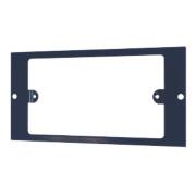 Standard Wiring Plate 2 Gang 173 x 87mm
