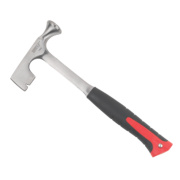 Forge Steel One-Piece Drywall Hammer 14oz
