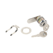 Sterling Keyed Alike Cam Lock 27mm Pack of 2