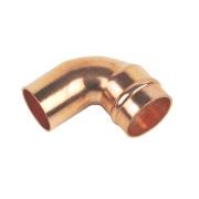 Solder Ring Street Elbow 22mm