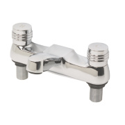 Swirl Magellan Bath Filler Tap Chrome-Plated