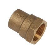Yorkshire Solder Ring Female Coupler YP2 28mm x 1