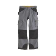 CAT C172 Trademark Trousers Grey/Black 30