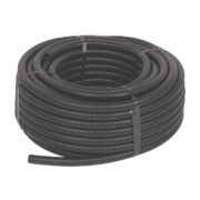 JG Speedfit Black Conduit Pipe 22mm x 50m