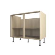 Oak Kitchens Base Cabinet 1000 x 570 x 870mm