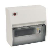 WYLEX 8-Way Fully Insulated RCD Board Consumer Unit