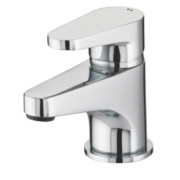 Bristan Quest Bathroom Basin Mono Mixer Tap Chrome-Plated