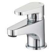 Bristan Quest Bathroom Basin Mono Mixer Tap Chrome-Plated