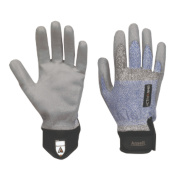 Ansell ActivArmr Electricians Gloves Grey Large