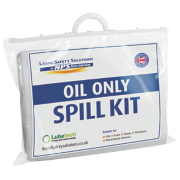 Lubetech 15Ltr Oil Spill Kit