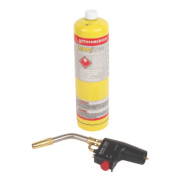 Rothenberger Quick-Fire Torch MAP/Pro Gas Cylinder