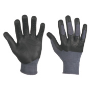 Apache Industrial Wear Madgrip Specialist Handling Tradesman Gloves Grey L