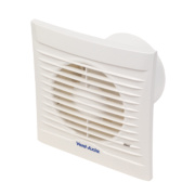 Vent-Axia 100T W Axial Bathroom Timer Extractor Fan