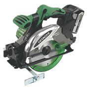 Hitachi C18DSL/JJV 165mm 5.0Ah Li-Ion Circular Saw 18V