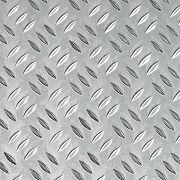 Aluminium Checker-Plated Sheet 900 x 750 x 1.5mm