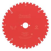 Freud LP30M 025 TCT Circular Saw Blade 40-Tooth 250mm x 30mm Bore