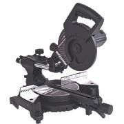 Evolution Stealth 210mm Compound Mitre Saw 110V