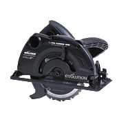 Evolution STEALTH 1B 1200W 185mm Circular Saw 240V