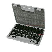 Impact Socket Set 37 Pieces