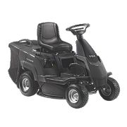 Titan TTK550LWM cm 6.5hp 196cc Petrol Ride-On Mower with Key-Start