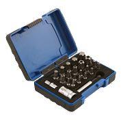 Laser Torx Drill Bit Set 23Pcs