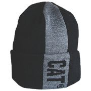 CAT C1128074 Power Stripe Beanie Black/Grey