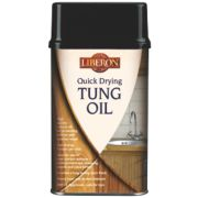 Liberon Quick Drying Tung Oil Clear 500ml