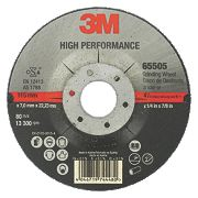 3M High Performance Metal Grinding Disc 115 x 7 x 22.23mm Bore