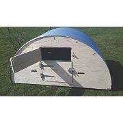 Animal Arks Mini Goat House w.Floor 1.2 x 2 x 1m
