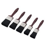 Harris Professional Pure Bristle Brush 5 Piece Set