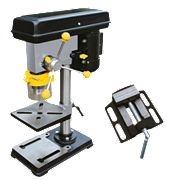 Titan TTB556DBT 115mm Pillar Drill 240V