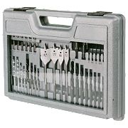 Drill Bit Set 45 Pieces