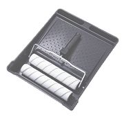 "Harris Contractor 12"" Woven Roller & Tray Set"