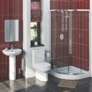 Walker Shower Enclosure Bathroom Suite