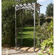 Rowlinson Garden Products Wrenbury Arch 1.1 x 0.61 x 2.2m