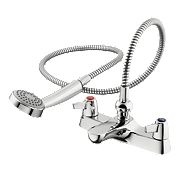 Armitage Shanks Sandringham 21 Bath / Shower Mixer Bathroom Tap