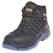 DeWalt Nickel S3WR Waterproof Safety Boot Black Size 7