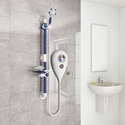AKW Luda Electric Shower White 10kW