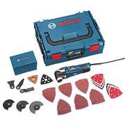 Bosch GOP 300 SCE 300W Multi-Cutter 110V with 48 Accessories
