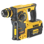 DeWalt DCH363D1 3kg 2Ah Li-Ion Cordless SDS Plus Hammer Drill 36V