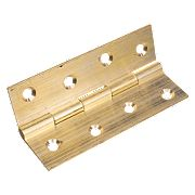 Butt Hinge Self-Colour 50 x 28mm Pack of 20