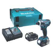 Makita DTD146RMJ 18V 4.0Ah Li-Ion Cordless Impact Driver LXT