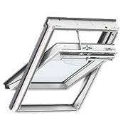 Velux Integra Electric Roof Window Centre-Pivot Clear 550 x 980mm