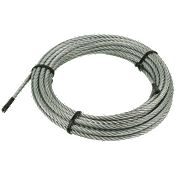Wire Rope Grey 8mm x 10m