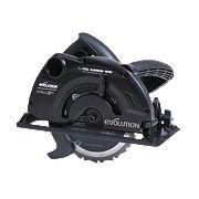 Evolution STEALTH 1B 1200W 185mm Circular Saw 110V